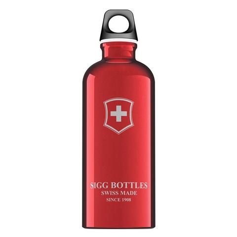 Бутылка для воды Sigg Swiss Emblem 8319.20-V - Wenger-Victorinox.Ru