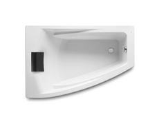 Купить акриловую ванну Roca Hall Angular в Краснодаре 150x100 ZRU9302864 левая