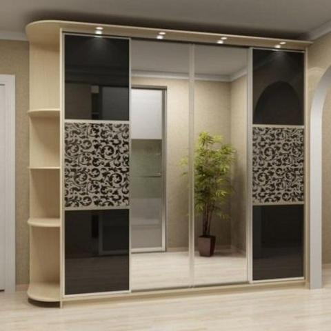 Шкаф 4х дверный, ширина 320 см
