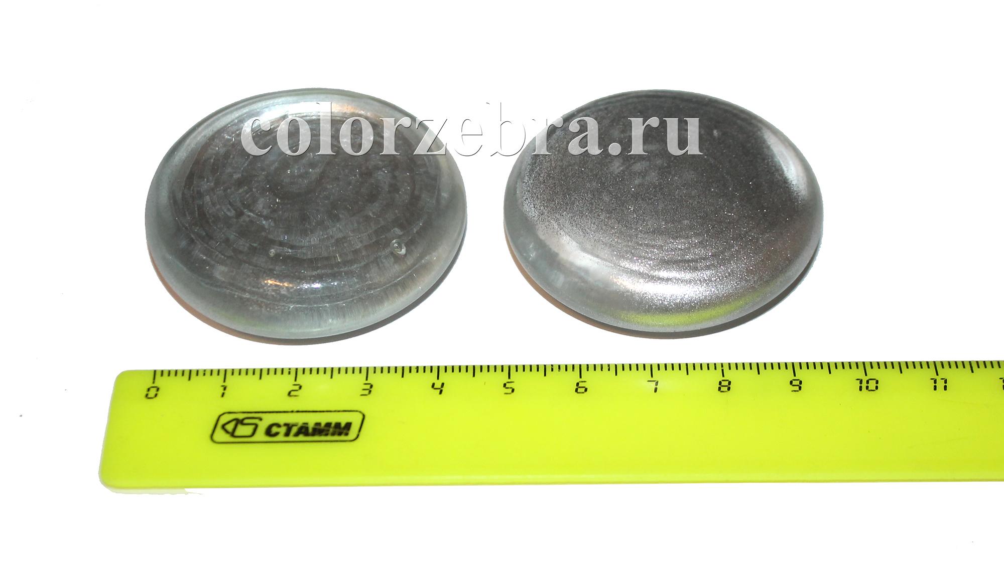 Эльвинги серебристые 4,5 см.