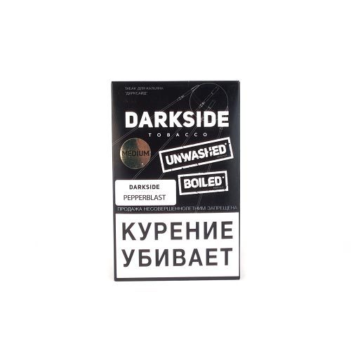 Табак для кальяна Dark Side Soft 100 гр.Pepperblast