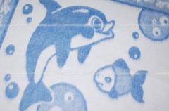 Одеяло байковое жаккард (118х100) ZP-DKOF-4ЕТОЖг