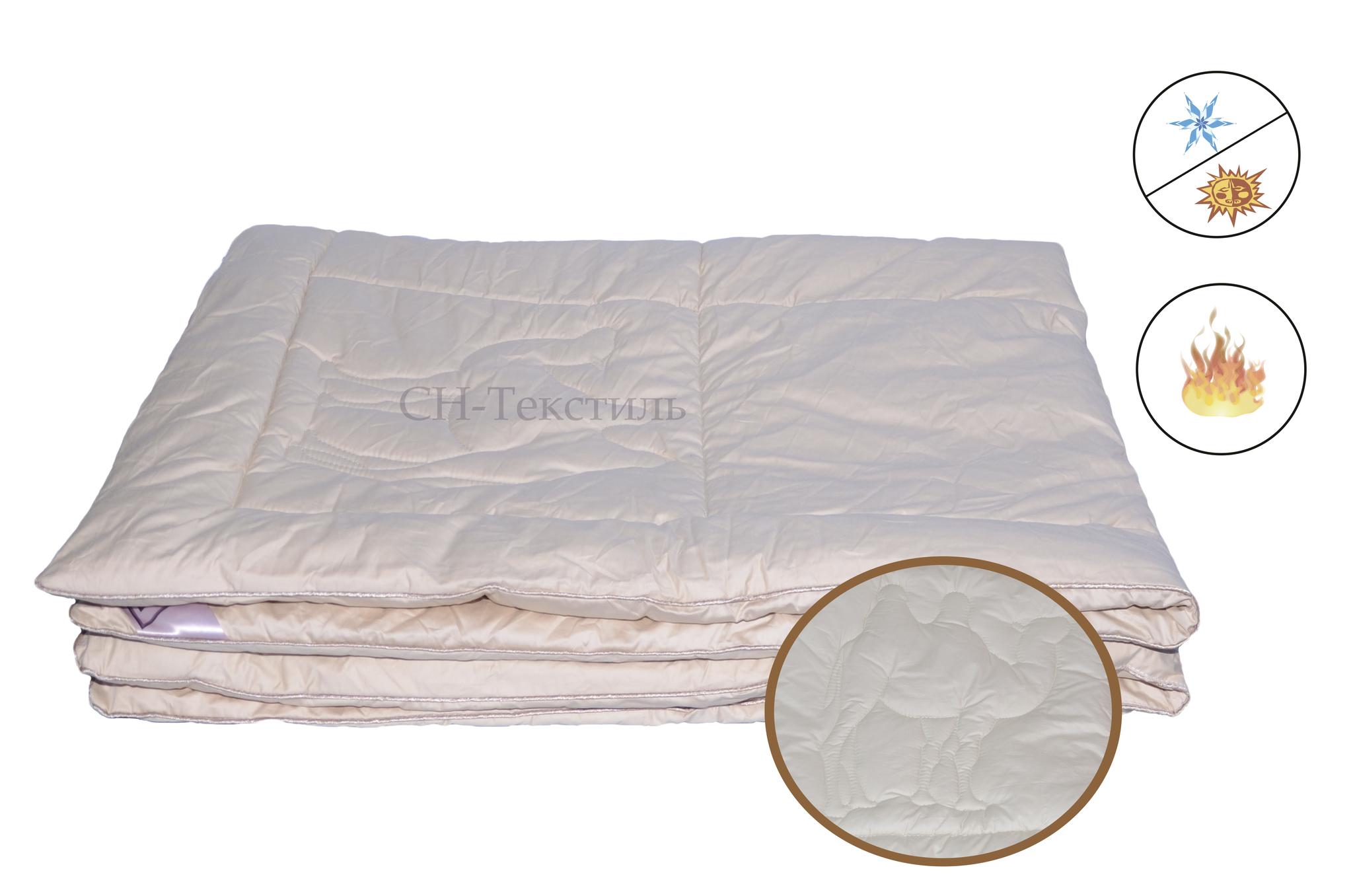 Одеяла и Подушки Одеяло Коллекция ГОБИ  верблюжий пух всесезоннее одеяло_гоби_всесезонное.jpg