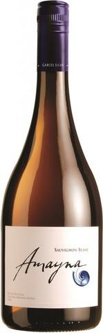 Вино Амайна Совиньон Блан 2012 геогр.наим. бел.сух. 0,75л 14,5% Чили