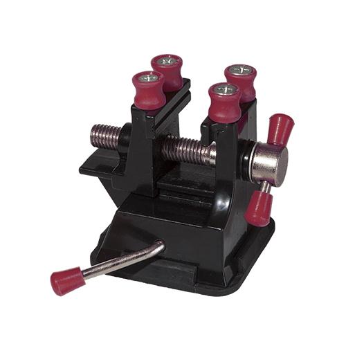 Зажимной интрумент Мини тиски с фигурным зажимом, на присоске JAS, 35 мм J-4185.jpg