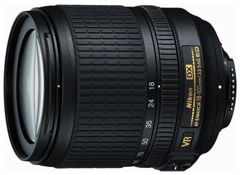 Nikon 18-105mm f/3.5-5.6G AF-S ED DX VR Nikkor (China)