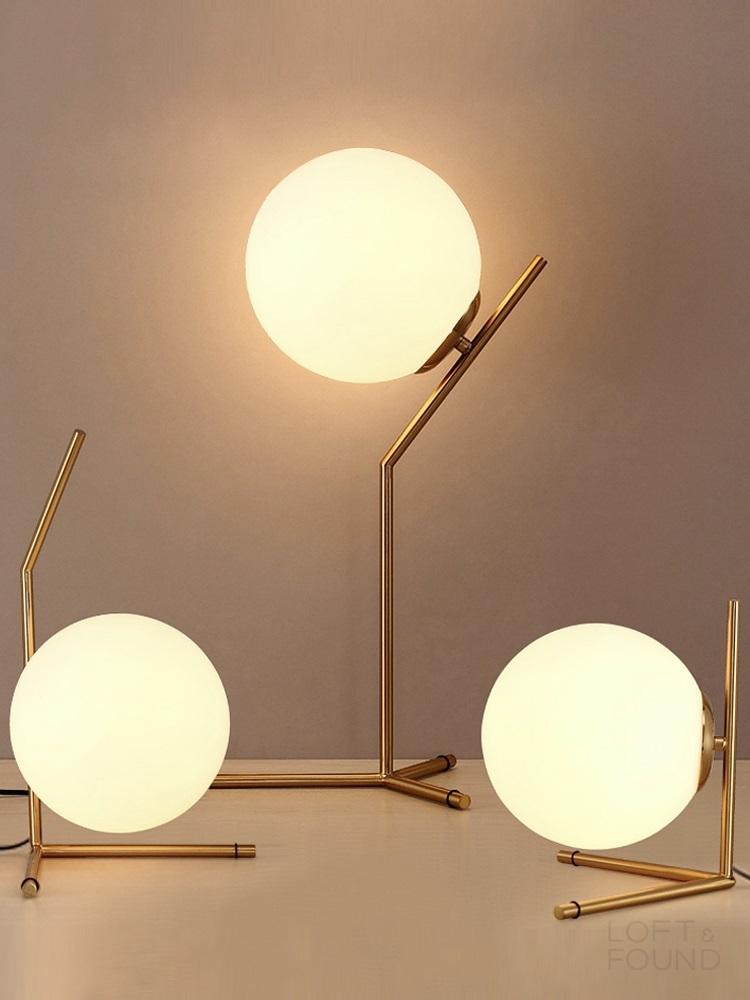 Настольная лампа Shida