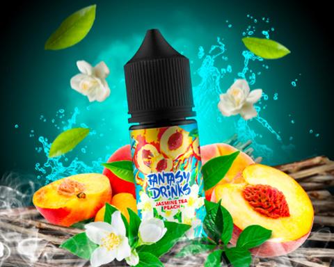 Fantasy Drinks Salt - Jasmine tea, peach 30 мл