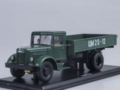 YaAZ-200 board green Start Scale Models (SSM) 1:43