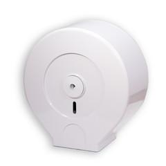 Диспенсер для туалетной бумаги в мини-рулонах Терес FD-325W пластиковый белый