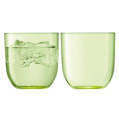 Набор из 2 стаканов для воды и виски