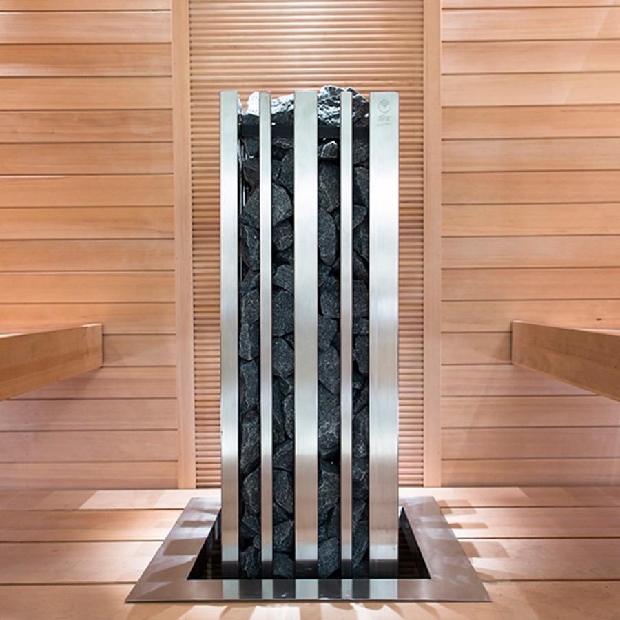 Печь для сауны IKI Monolith, фото 2