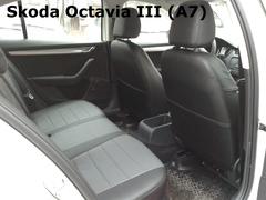 Чехлы на Skoda Octavia A7 2013–2020 г.в.