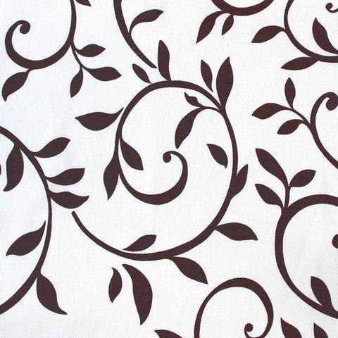 Хлопковая ткань Гарден уличная коллекция белый