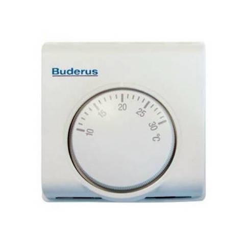 Термостат комнатный Buderus (регулировка 10-30°С, 230 В)