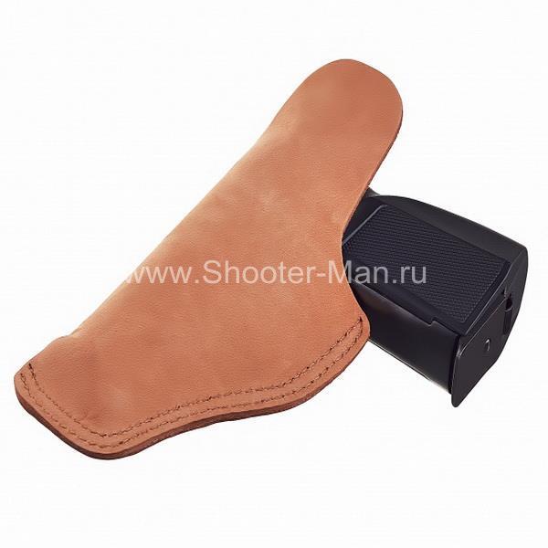 Кобура скрытого ношения для ПМ, ПММ, Хорхе, Streamer, Гроза-02 ( модель № 16 )