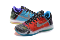 Nike Kobe 10 Elite Low 'What The'