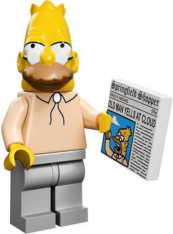 LEGO Minifigures: серия Симпсоны 71005 — The Simpsons Series — Лего Минифигурки