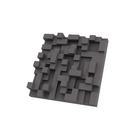 Декоративные акустические звукорассеивающие элементы CrystalSound diffuser
