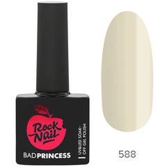 Гель-лак RockNail Bad Princess 588 Let It Rock