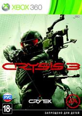 Xbox 360 Crysis 3 (английская версия)