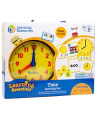 Набор Учимся определять время, Learning Resources