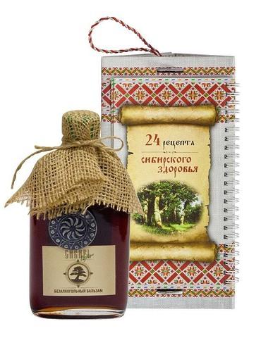 """Подарочный набор """"24 рецепта Сибирского здоровья"""""""
