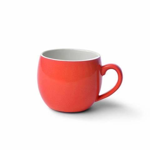 9399 FISSMAN Кружка 320мл, цвет Оранжевый (керамика),  купить