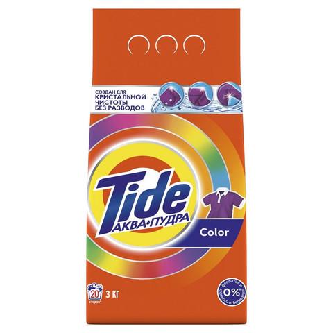 Порошок стиральный Tide Color автомат 3кг