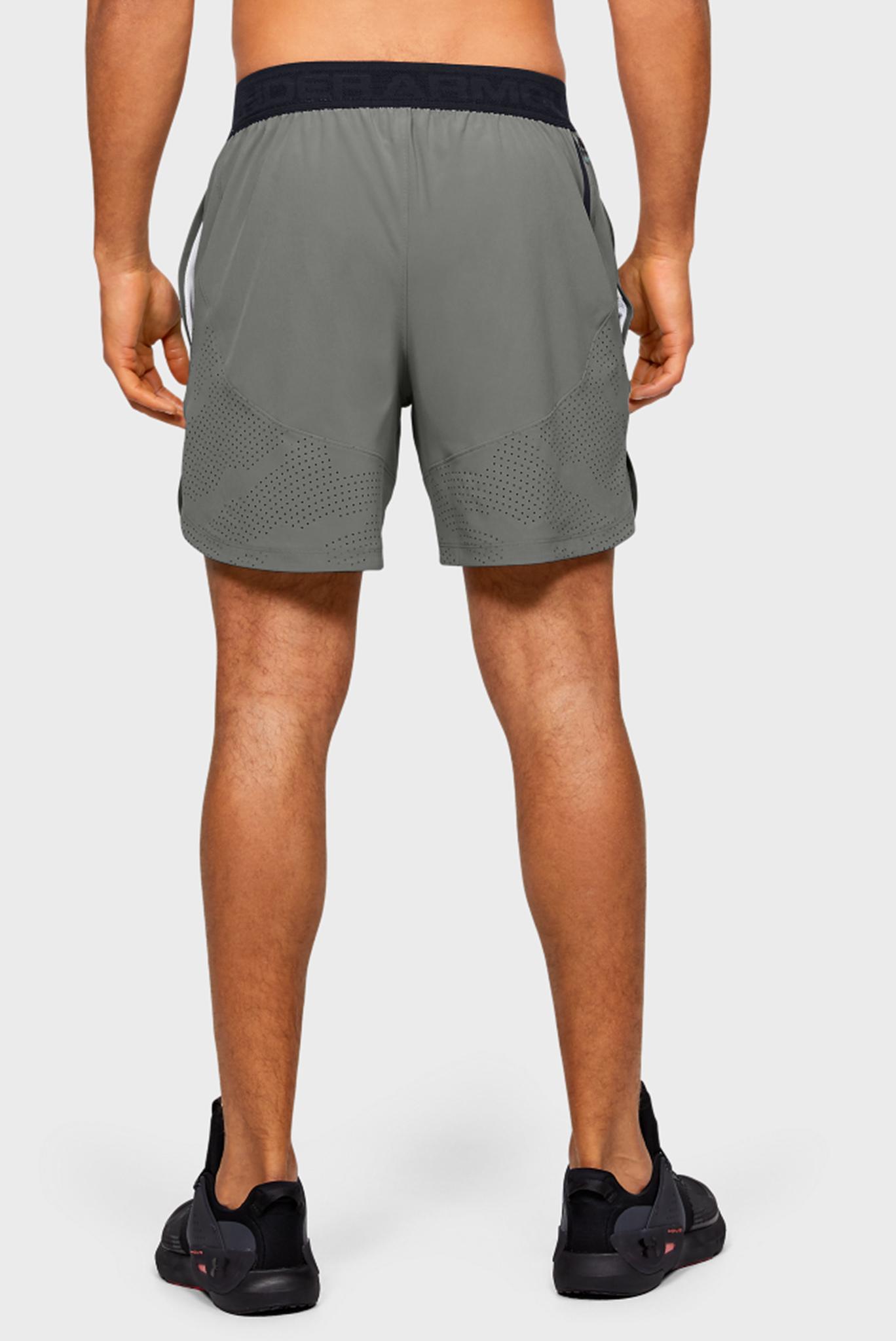 Мужские серые шорты Stretch-Woven Under Armour
