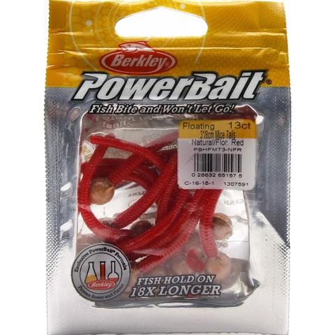 Приманка силиконовая Berkley Powerbait Floating Mice Tails 3
