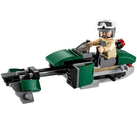 LEGO Star Wars: Боевой набор повстанцев 75164 — Rebel Trooper Battle Pack — Лего Звездные войны Стар Ворз
