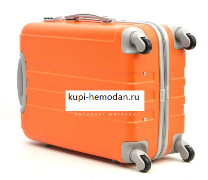 Чемодан Ananda 533 Оранжевый ручная кладь (S)