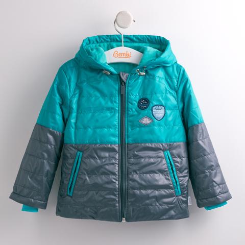 КТ148 Куртка для мальчика утепленная