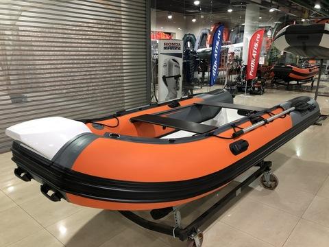 Лодка РИБ Навигатор 380R PRO