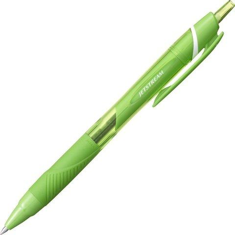 Ручка шариковая Uni Jetstream Color 0,7 мм цвет чернил: лаймовый
