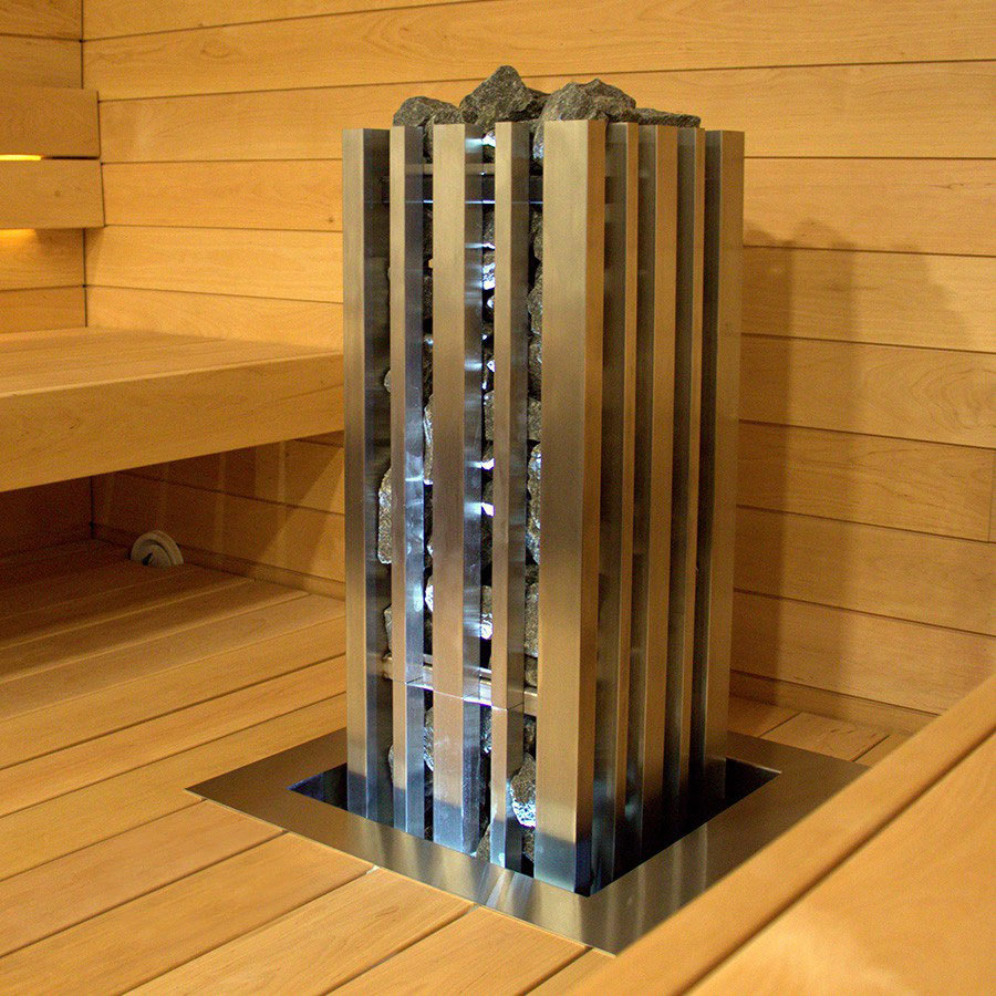 Печь для сауны IKI Monolith, фото 6