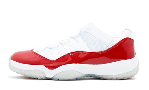 Air Jordan 11 Low 'Varsity Red'