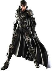 Man of Steel Play Arts Kai - Faora