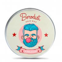 Воск-паутинка для волос Borodist Bubblegum