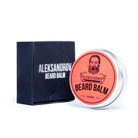 Бальзам для бороды ALEKSANDROV Sunset (30 г)