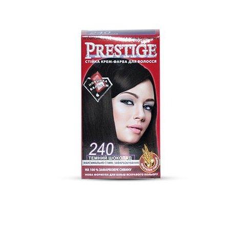 Краска для волос Prestige 240- Темный шоколад