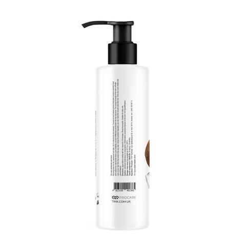 Бальзам для сухих, ослабленных волос Кокос-Пшеничные протеины Tink 250 мл (2)