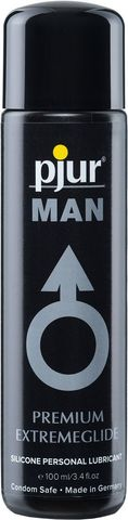 Концентрированный лубрикант pjur MAN Premium Extremglide - 100 мл.