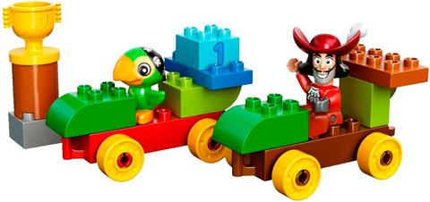 LEGO Duplo: Гонки на пляже 10539 — Beach Racing — Лего Дупло