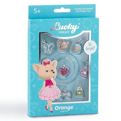 Набор с браслетом Lucky Doggy (Orange Toys)