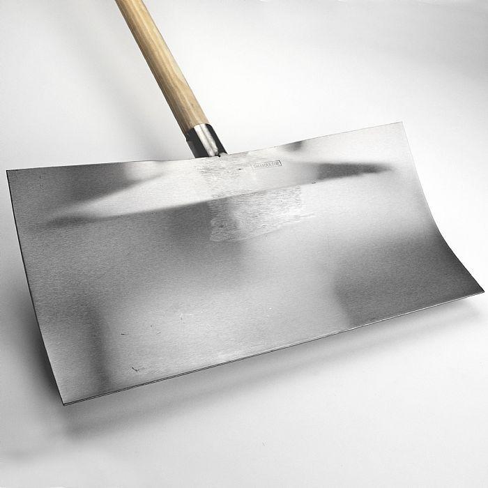 Лопата для снега из нержавеющая стали Sneeboer