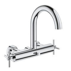 Смеситель для ванны двухвентильный Grohe Atrio New 25010003 фото