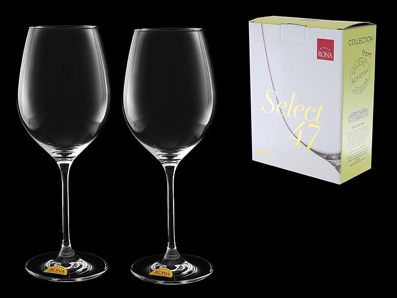 Набор из 2 бокалов для вина «Celebration», 470мл цена 2017