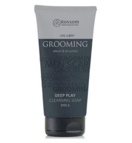 MUKUNGHWA ROSSOM Жидкое мыло GROOMING DEEP PLAY Sebum&Oil Control 150 мл